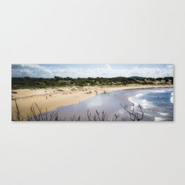 1 Mile Beach, NSW, Australia Canvas Print