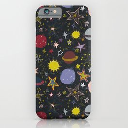 look up, the stars! iPhone Case