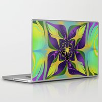 60s Laptop & iPad Skins featuring 60s Reunion by Jim Pavelle