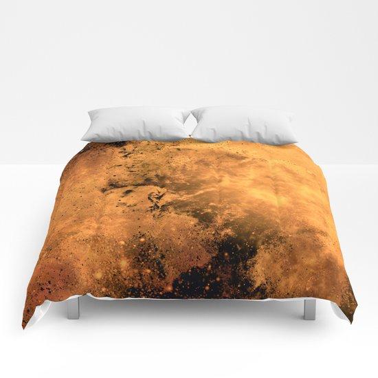 μ Garnet Star Comforters