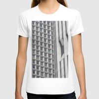 concrete T-shirts featuring Concrete Jungle by Alicia Evans