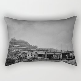 Ghost of the Royal Hotel  Rectangular Pillow