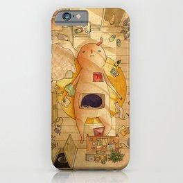 Malaise iPhone Case