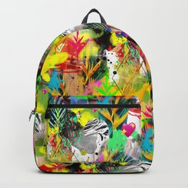 AltErEd tExtUrE Backpack