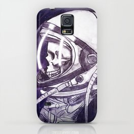 Skelenaut II iPhone Case