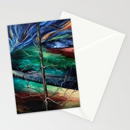 """Spring in Clinton"" Painting Stationery Cards"