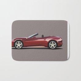 Ferrari California T Bath Mat