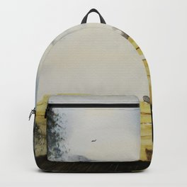 The field of horses Backpack