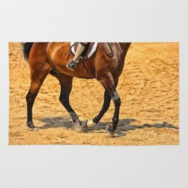 Horse Gallop Rug