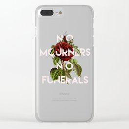 Six of Crows Clear iPhone Case