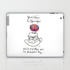 Home, Home for Deranged Laptop & iPad Skin