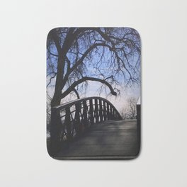 Bridge To Elsewhere Bath Mat