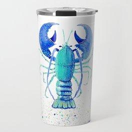 Neptune's Lobster Travel Mug