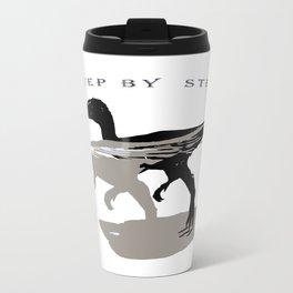 DINO WATER Metal Travel Mug