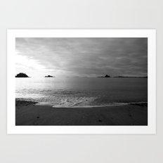 Morning Tide Art Print