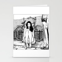 apollonia Stationery Cards featuring asc 592 - L'amende honorable (A satisfactory apology) by From Apollonia with Love