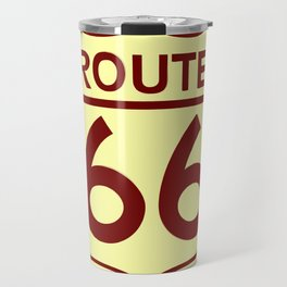 Route 66. Travel Mug