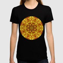 kaleidoscope Flower G68 T-shirt