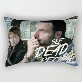SEE DEAD PEOPLE Rectangular Pillow