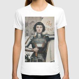 JOAN OF ARC - A.LYNCH  T-shirt