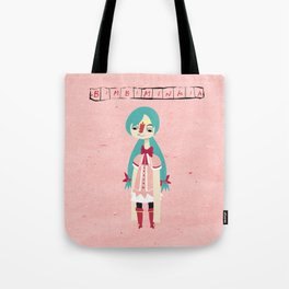 """Bimbiminkia"" - Cosplayer Tote Bag"