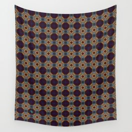 Royal Blue 2 Wall Tapestry
