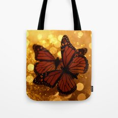 Monarch Butterflies... Tote Bag