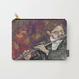 Jazz Flute 1 Carry-All Pouch