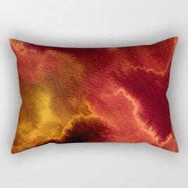 Broken Sky Rectangular Pillow
