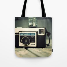 My X-30 Cube Tote Bag