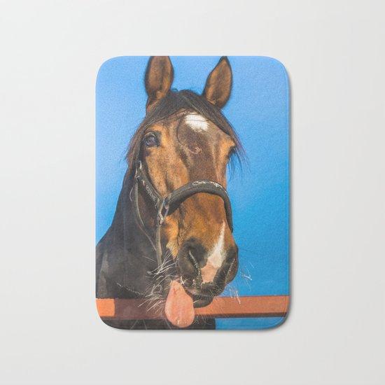 Horse Albert Bath Mat