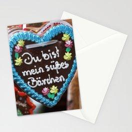 You are my sweet bear | Du bist mein süßes Bärchen Stationery Cards