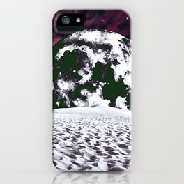 In Search Of The Holy Land iPhone Case