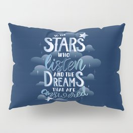 Night Court Book Quote ACOTAR Pillow Sham