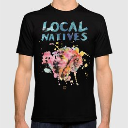 Local Natives Tshirt T-shirt