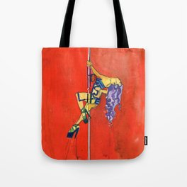 Hoe Is Life Tote Bag