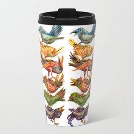 Bird Totem of Six Travel Mug