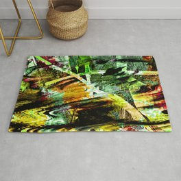 Forest of the Amazon Rug