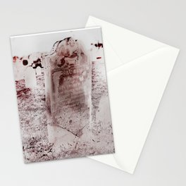 To Remain in Halifax Stationery Cards
