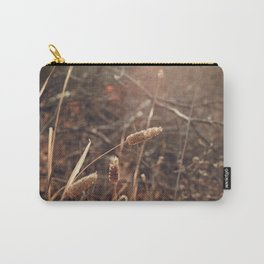 Golden Hour in the fields of Ojai California Carry-All Pouch