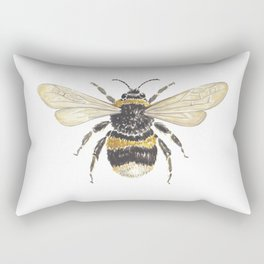 Bumble Bee Rectangular Pillow