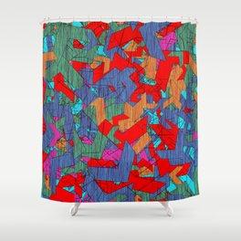 Creation 2013-08-19 Shower Curtain