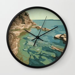 Bruce Peninsula National Park Wall Clock