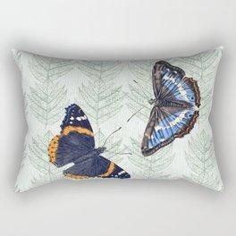 A Butterfly summer Rectangular Pillow