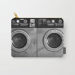 Vintage Laundromat Carry-All Pouch