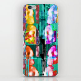 Poppaskull iPhone Skin