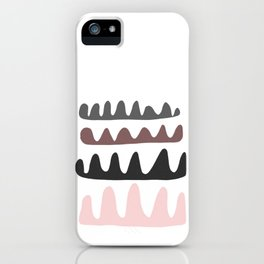 party in the desert iPhone Case