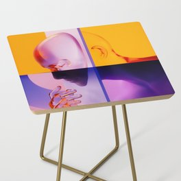 Underneath Side Table