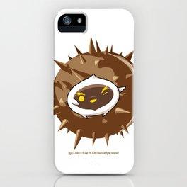 AGRO X DOLCE KURI-KUN iPhone Case