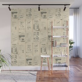 Surgical Instruments Wall Mural